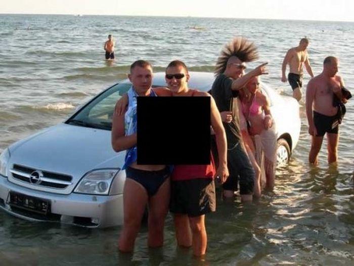Утопил машину?! Не отчаивайся! (3 фото)