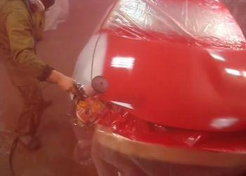 Полная покраска авто в эксклюзивный цвет