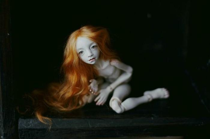Фарфоровые куклы Лидии Снуль (19 фото)