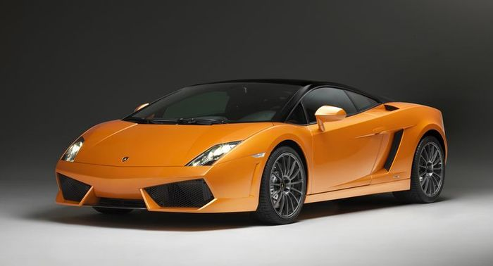 Спецверсия Lamborghini Gallardo LP 560-4 Bicolore (10 фото)