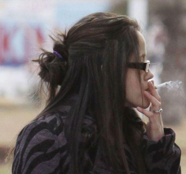 От курения люди реально тупеют! (7 фото)