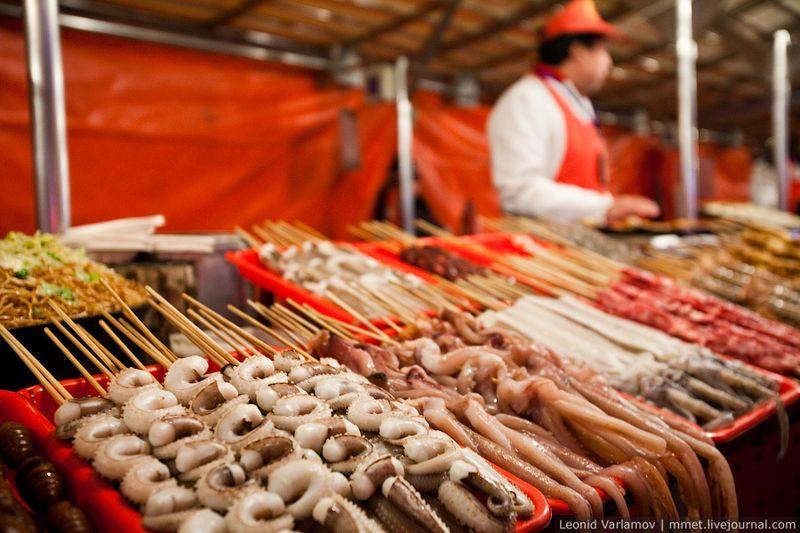 Фаст-фуд по-китайски (38 фото)