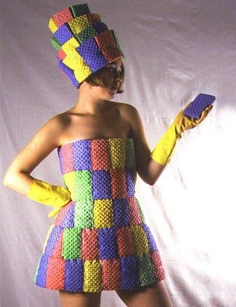 Практичные платья от непрактичных модельеров (12 фото + текст)
