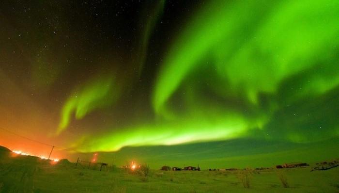 Северное сияние (21 фото)