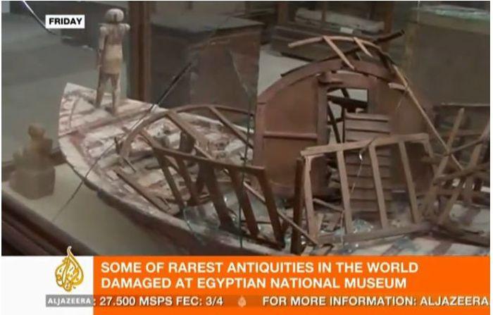 Музей в Каире (13 фото)