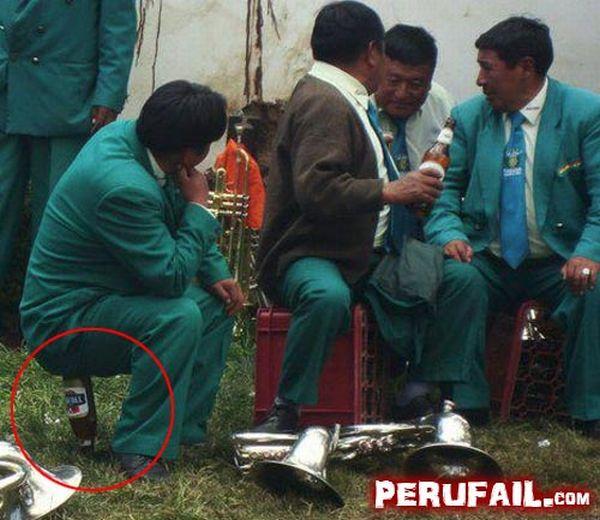 Такое возможно только в Перу (50 фото)