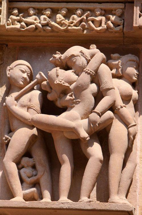 Индия секс в средневековье
