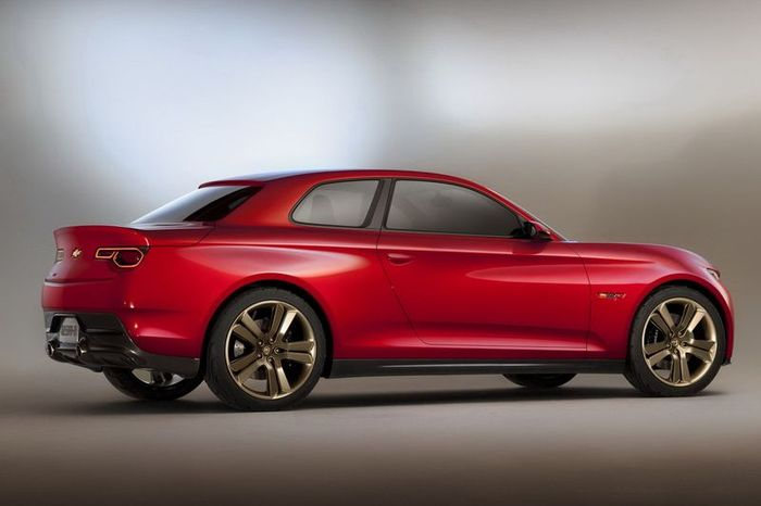 General Motors показал два новых концепта Code 130R и Tru 140S (15 фото)