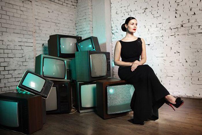 Екатерина Андреева недавно отметила юбилей! (29 фото)