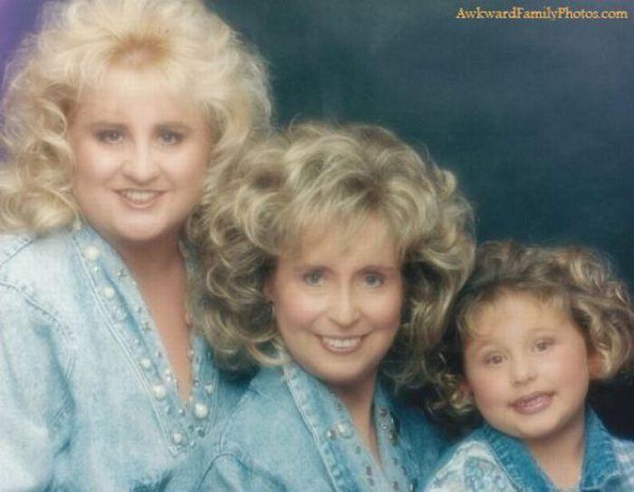 Смешные и странные семейные фотографии. Часть 6. (39 фото)