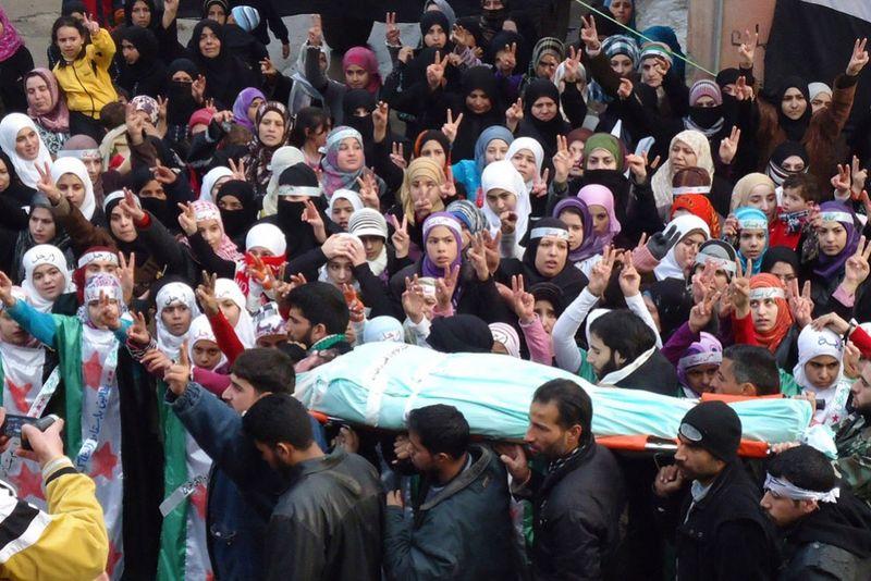 s s10 RTR2VWHZ 990x661 Беспорядки в Сирии