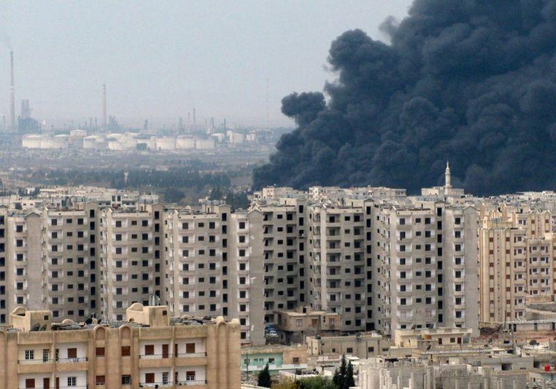 s s19 RTR2UZZ0 990x694 Беспорядки в Сирии