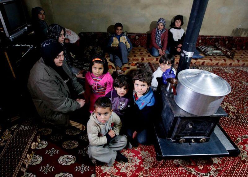 s s23 RTR2V763 990x705 Беспорядки в Сирии
