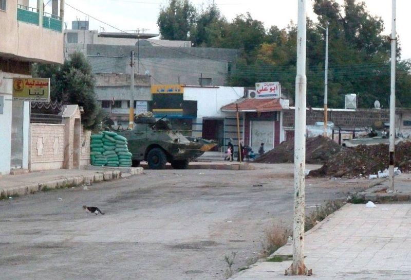s s25 RTR2UFB9 990x674 Беспорядки в Сирии