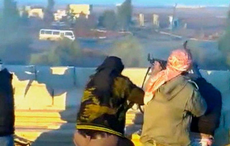 s s31 RTR2VOTX 990x629 Беспорядки в Сирии