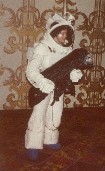 Слет любителей фантастики в 1980-м (36 фото)