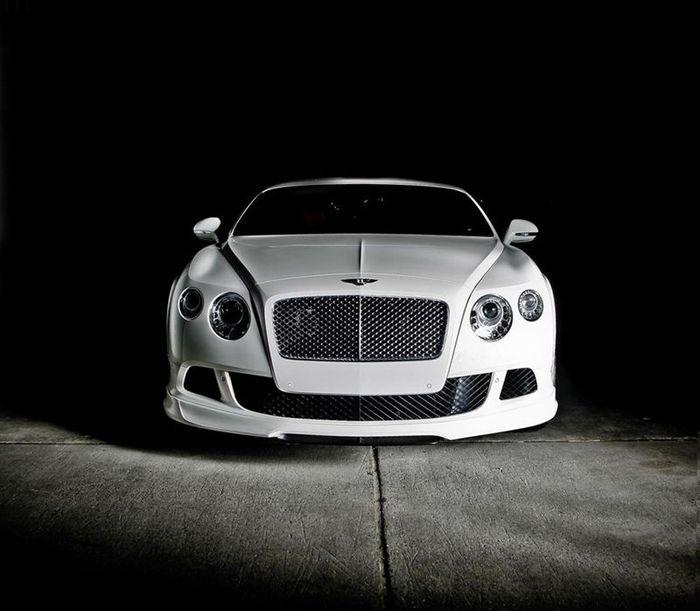 Ателье Vorsteiner подзарядили Bentley Continental GT BR-10 (26 фото)