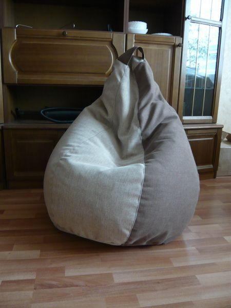 Кресло мешок своими руками (11 фото)