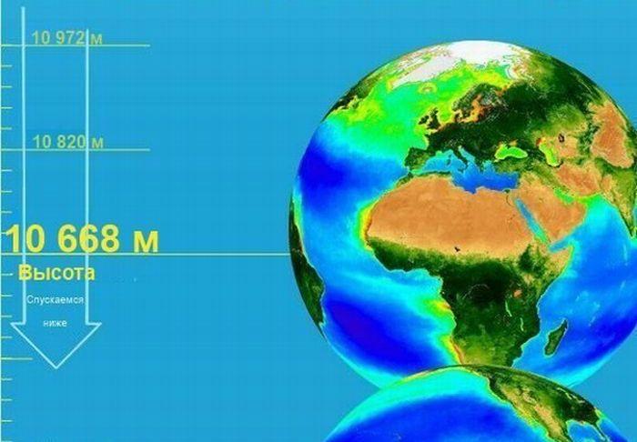 Наша удивительная планета Земля (1 фото)
