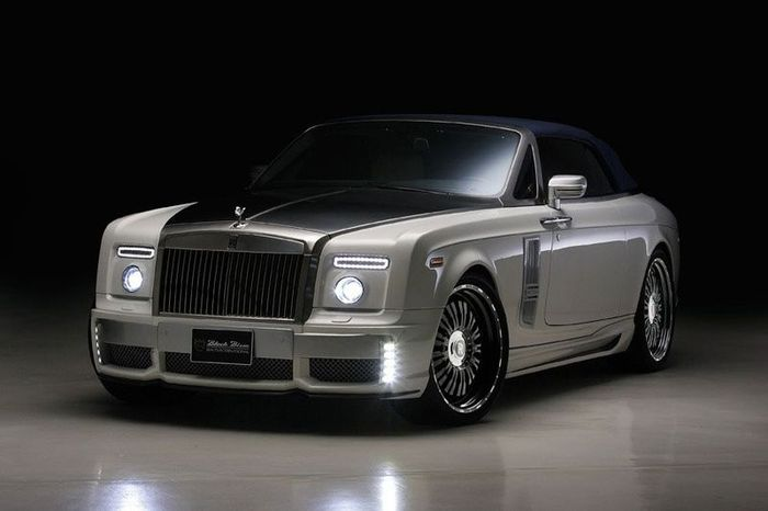 Rolls-Royce Phantom Drophead от Wald International (15 фото)