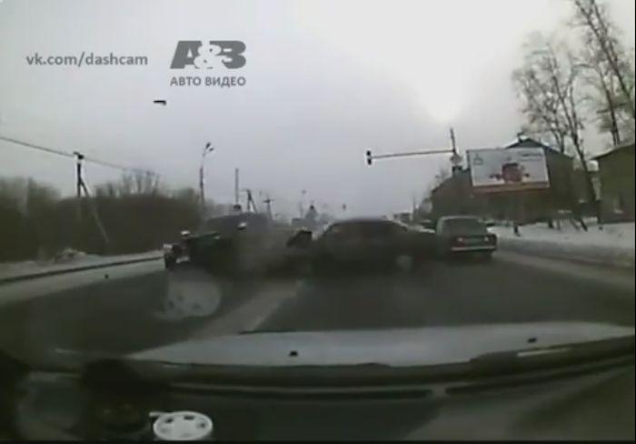 Авария дня часть 425 (фото+видео)