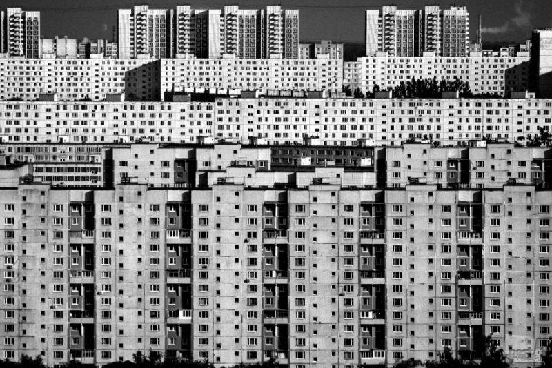 0016 Лучшие фотографии России 2011. Номинация Архитектура