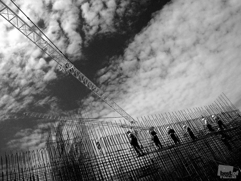0067 Лучшие фотографии России 2011. Номинация Архитектура