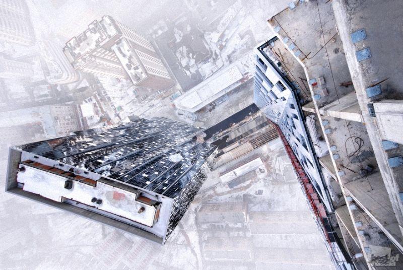 0086 Лучшие фотографии России 2011. Номинация Архитектура