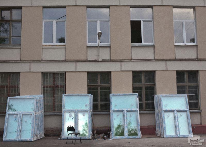0224 Лучшие фотографии России 2011. Номинация Архитектура
