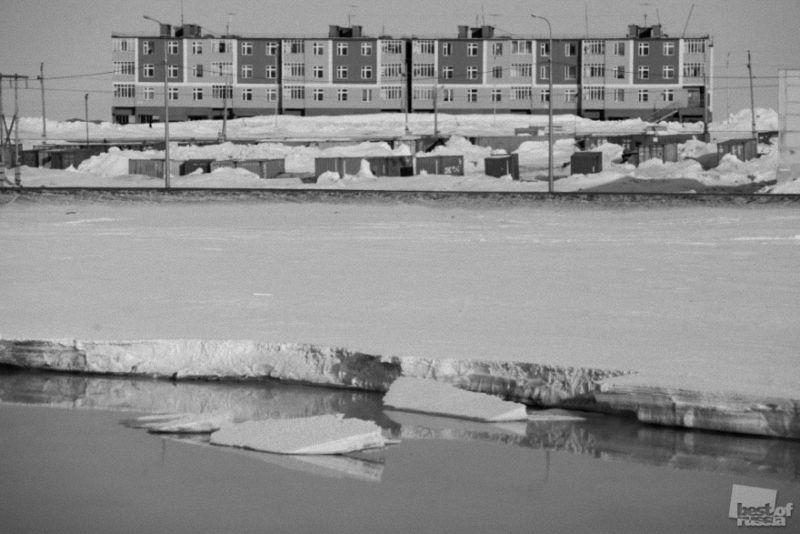 0402 Лучшие фотографии России 2011. Номинация Архитектура