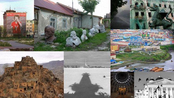 Лучшие фотографии России 2011. Номинация Архитектура (49 фото)