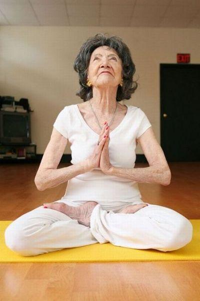 Тао Порчон-Линч - уникальная 92-летняя женщина (14 фото)
