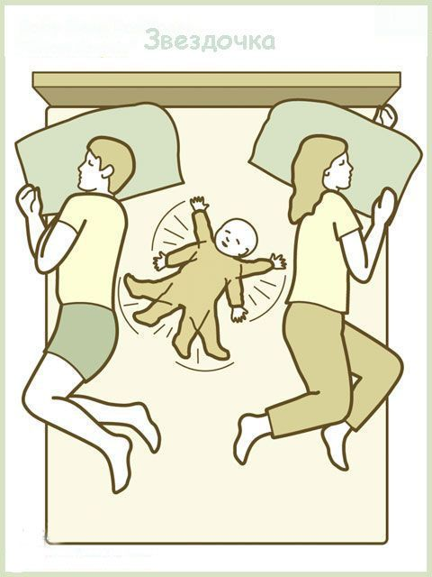 Как спят детки (8 фото)