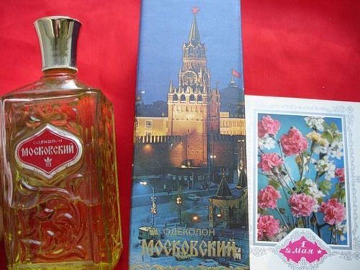 Парфюмерия советской эпохи (26 фото)