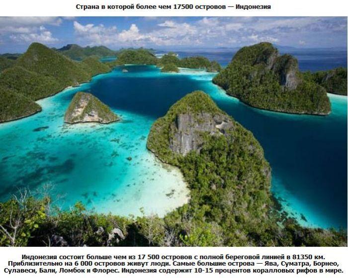 9 самых оригинальных стран (9 фото)
