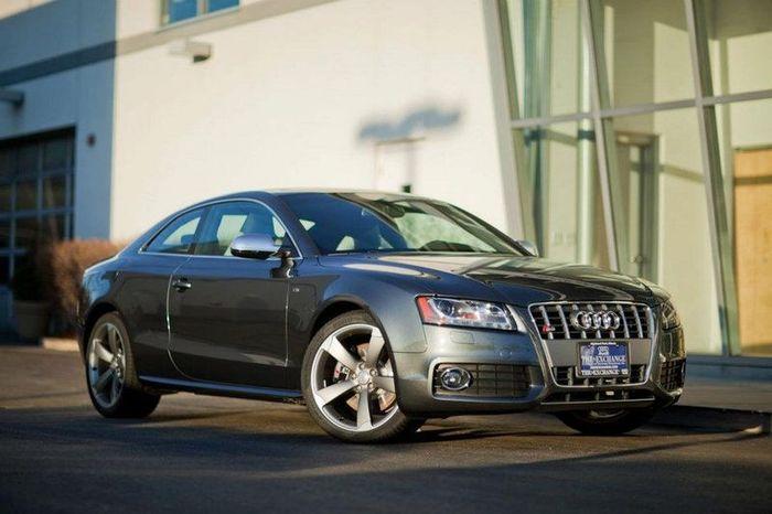 Спецверсия Audi S5 Coupe для американского рынка (10 фото+видео)