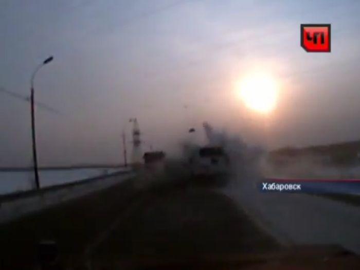 Авария дня часть 431 (фото+видео)