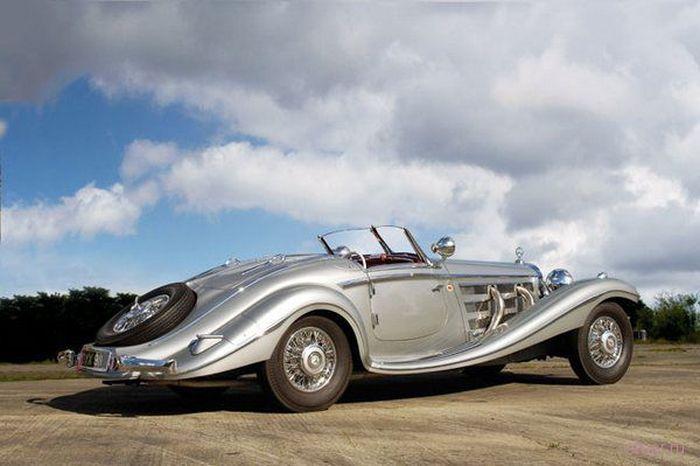 Топ-6 самых дорогих антикварных автомобилей (6 фото)
