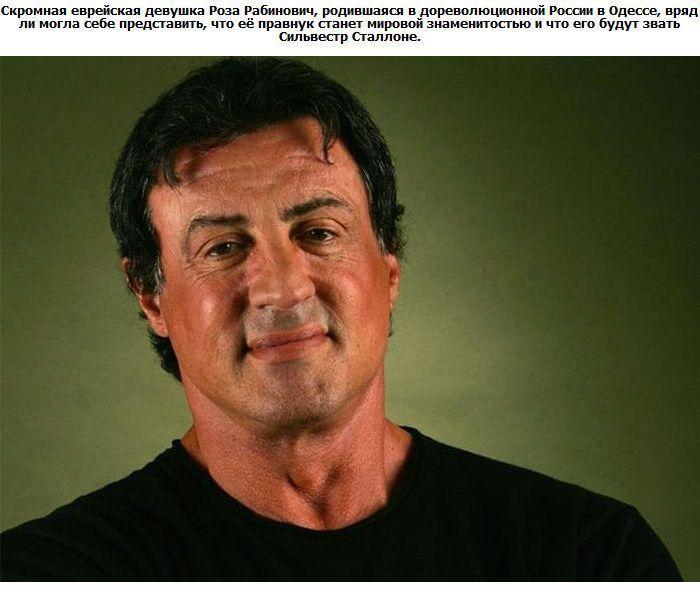 Голливудские знаменитости с русскими корнями (10 фото)