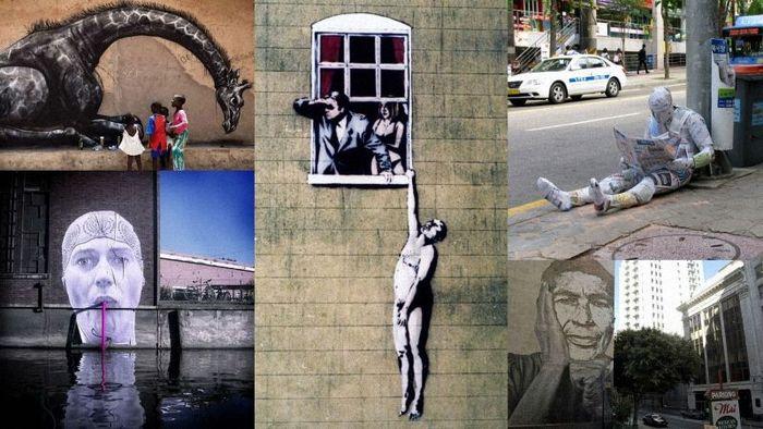 6 великих имен современного Стрит-арта (24 фото)