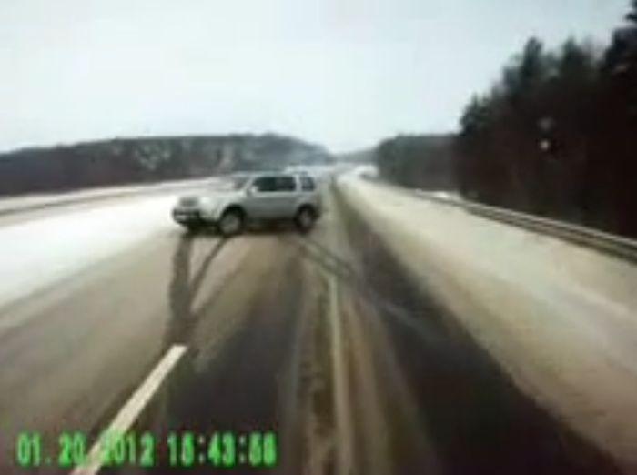 Авария дня часть 434 (фото+видео)