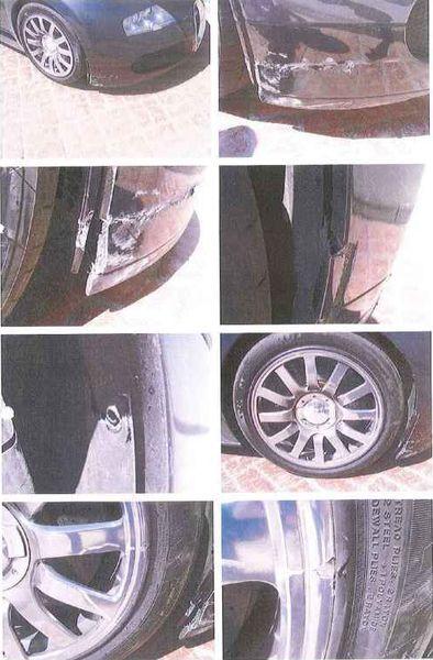 Стоимость небольшого ремонта Bugatti Veyron (4 фото)