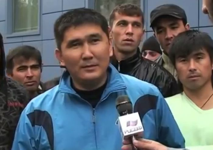 Землю создал Бог, а Москву Аллах (видео)