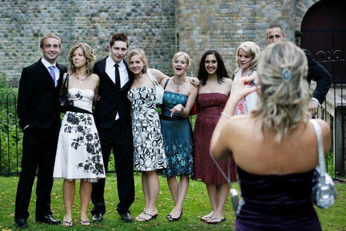 Как отметили выпускной в престижном британском университете (28 фото)