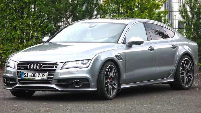 Audi A7 от специалистов из B&B Automobiltechnik (5 фото)
