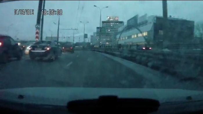Авария дня часть 436 (фото+видео)