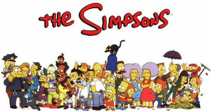 Автомобили из мультфильма Симпсоны (22 фото)