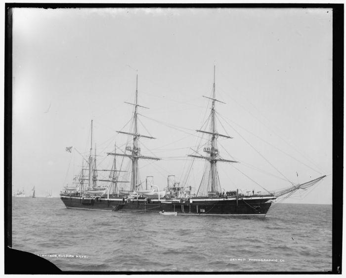 Рында - корабль российского флота (26 фото)