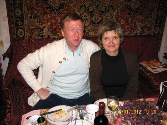 Свадьба Анатолия Чубайса и Дуни Смирновой (8 фото)