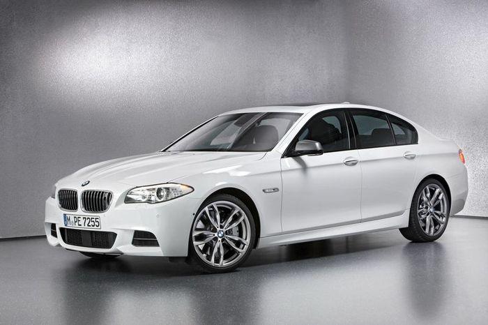 Компания BMW представила линейку автомобилей M Performance (51 фото+видео)